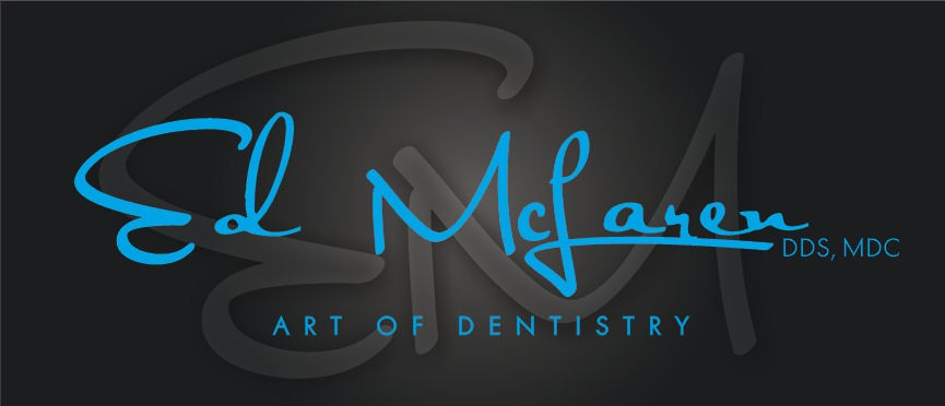 Create the next logo for Dr. Ed McLaren DDS