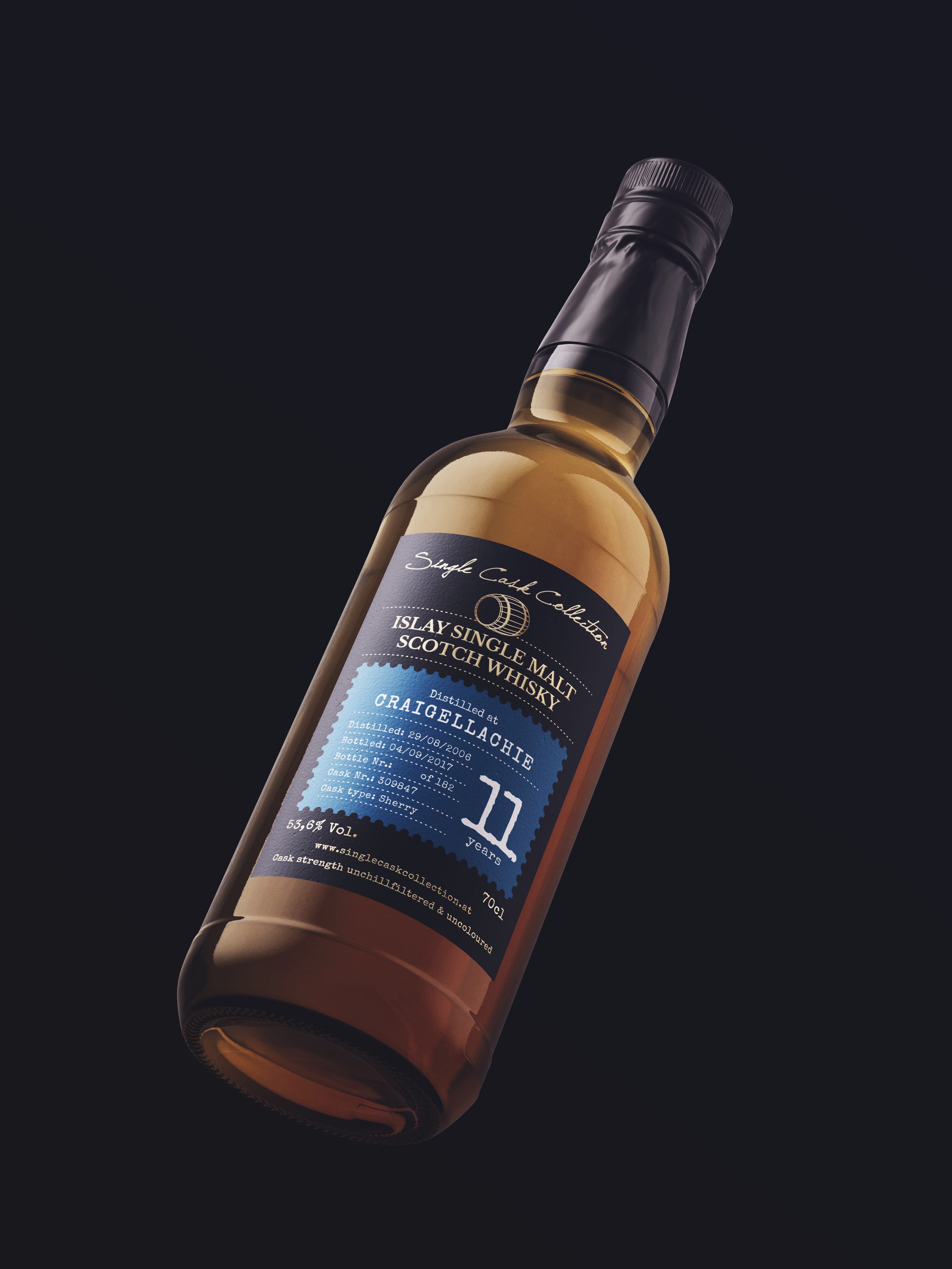Single Cask Collection Whisky (line-up)