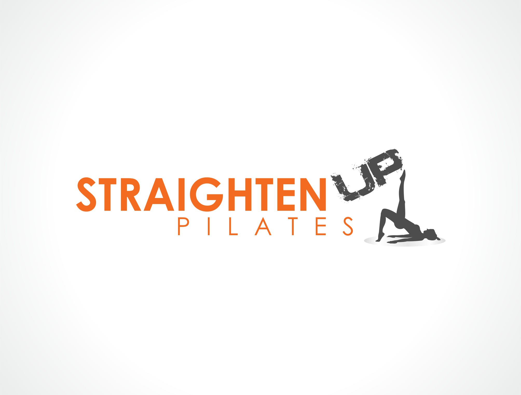 logo für Straighten Up Pilates
