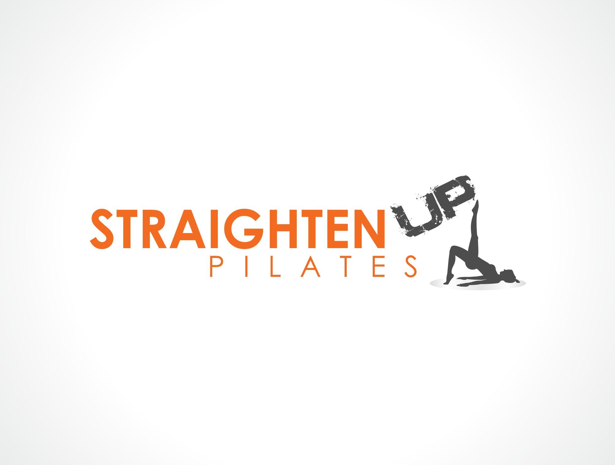 logo für Straighten Up Pilates
