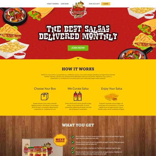 Salsa Food