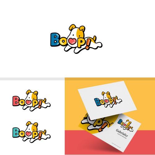 Boop! Logo