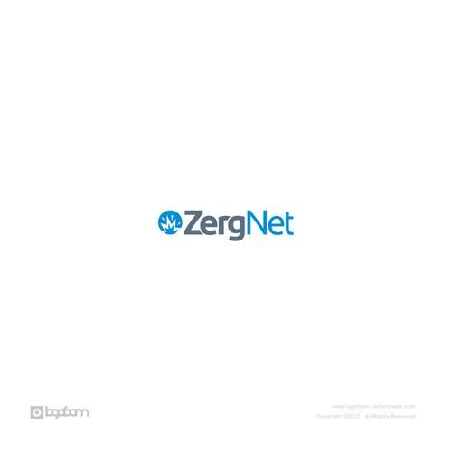 logo design for zergnet