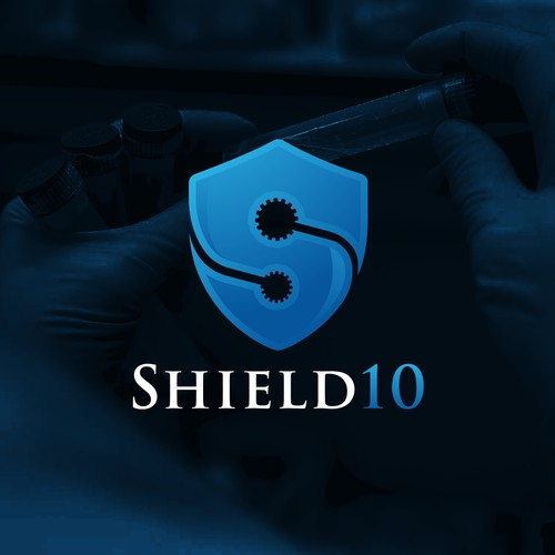 Shield 10 Logo