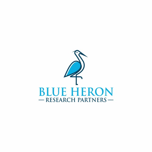 Logo for Blue heron