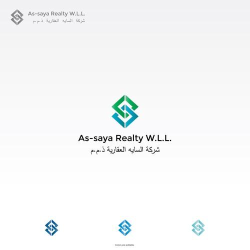 Logo for As - saya