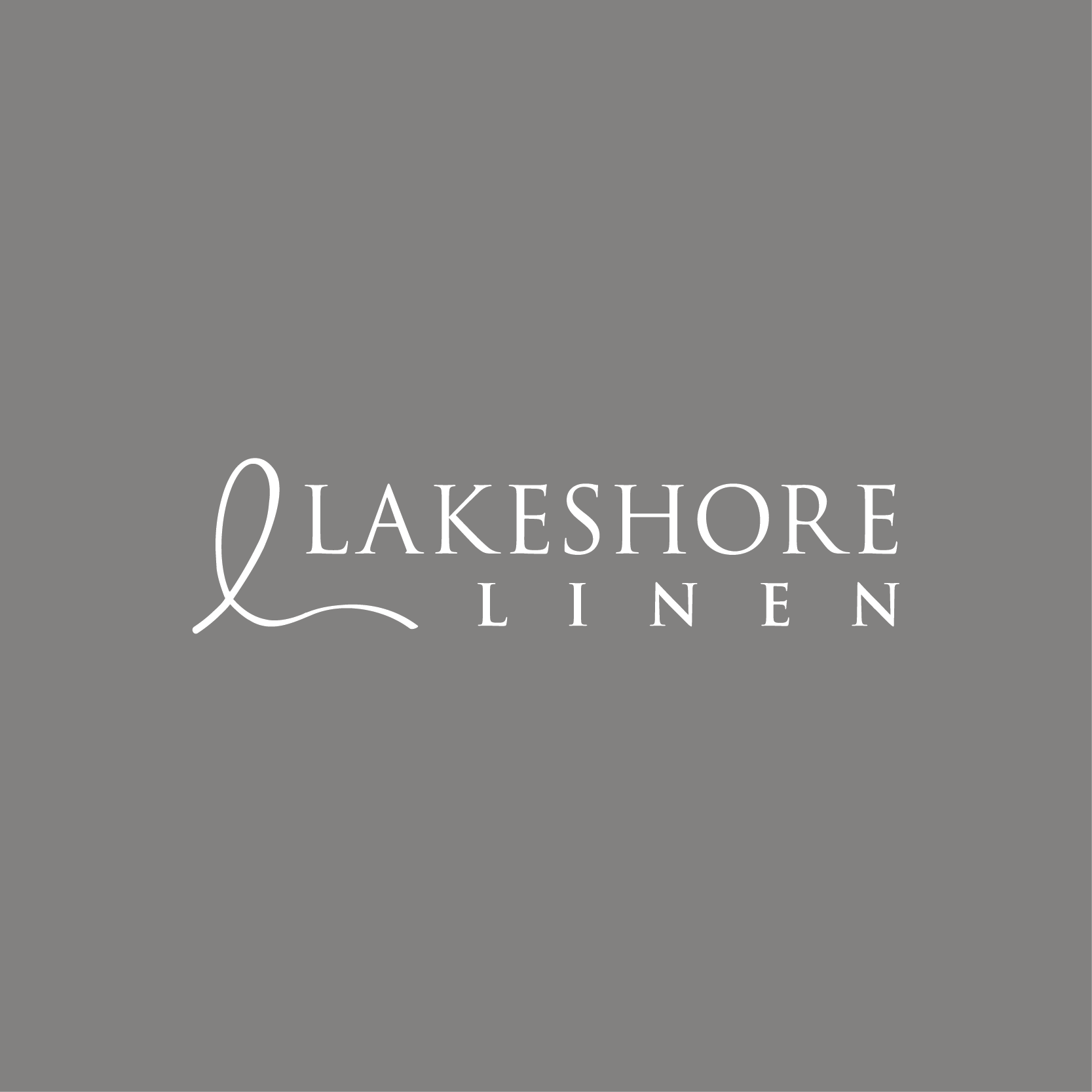 Lakeshore Linen needs a logo to relay simple, natural, comfortable, chic.