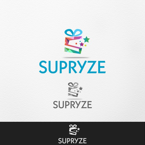 Logo concept for online store