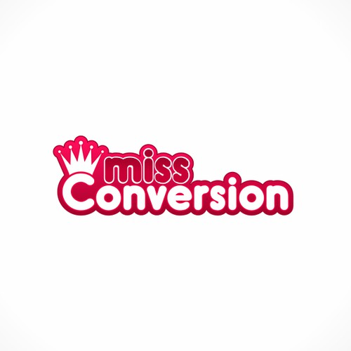 Miss Conversion wants a VERY ORIGINAL LOGO and business card