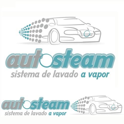 logo para Auto Steam