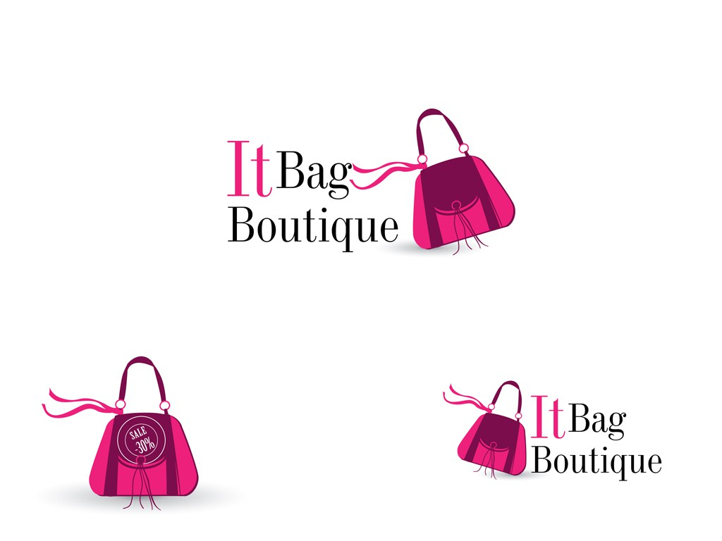 ItBagBoutique needs a new logo