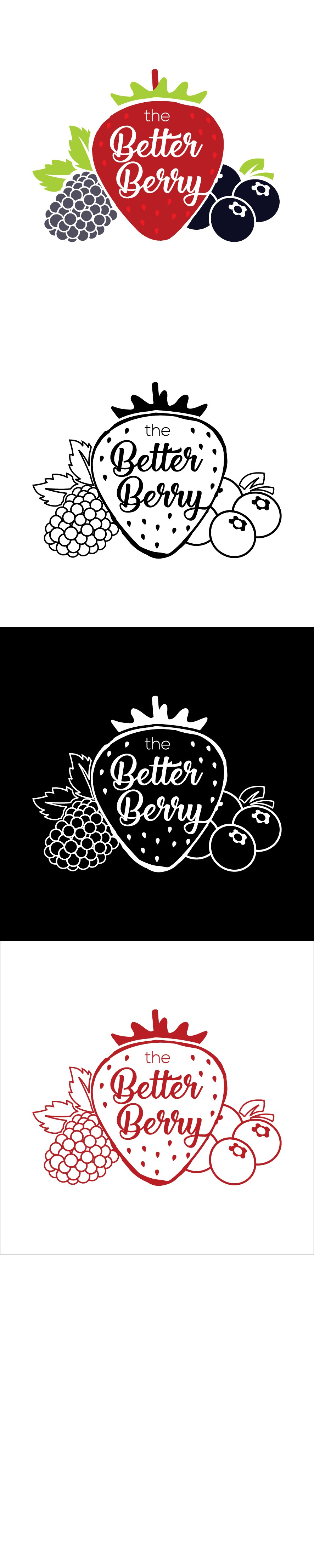The Better Berry needs your creative juice!