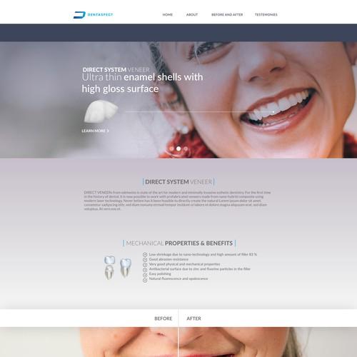 Dentaspect Website