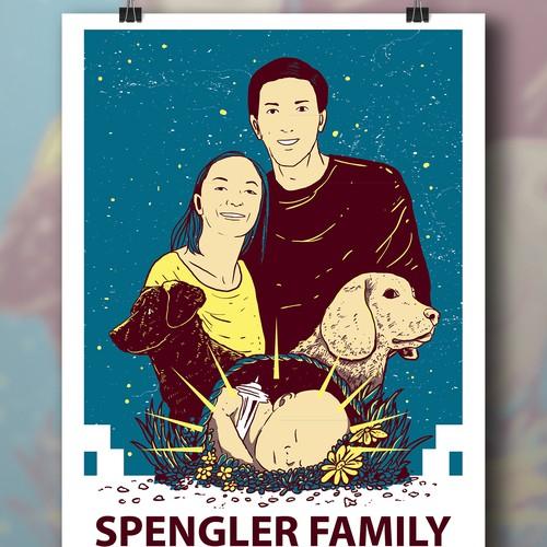 Spengler Poster Entry