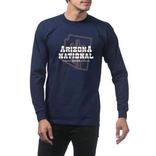Arizona National - Shirt design
