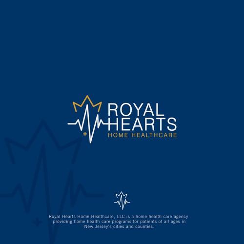 A  Logo design for a health care agency