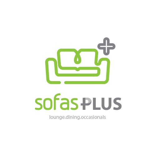 Sofas Plus Lounge Logo