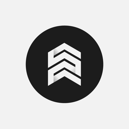 Logo design for a fitness gym