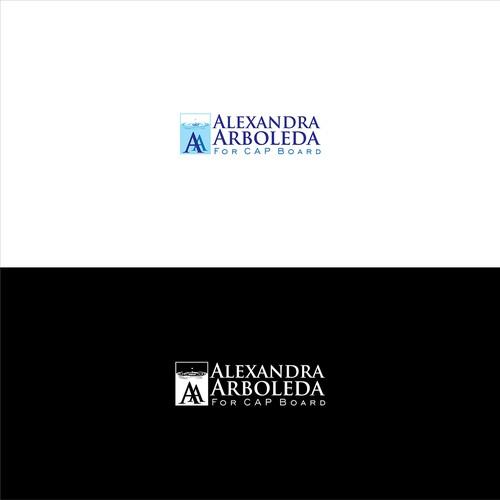Alexandra Arboleda Logo Concept