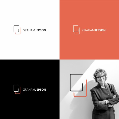 Logo for Graham Jepson - commercial photographer