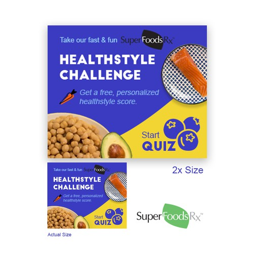 Healthstyle Challenge Ad