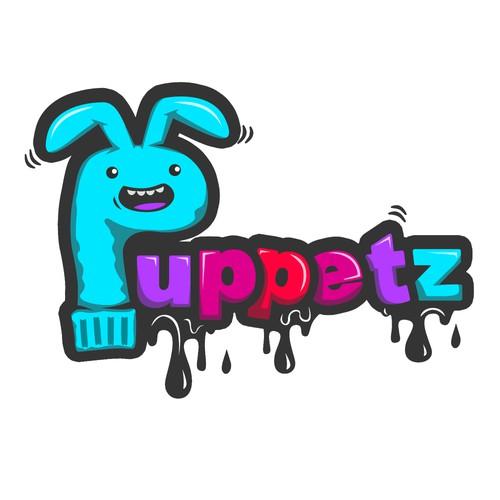 Logo design for Puppetz
