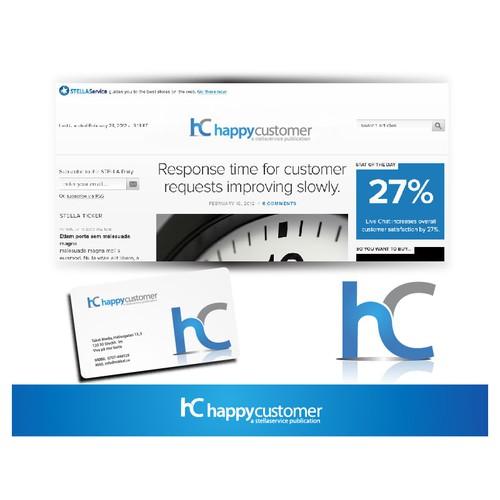 Create the next logo for Happy Customer