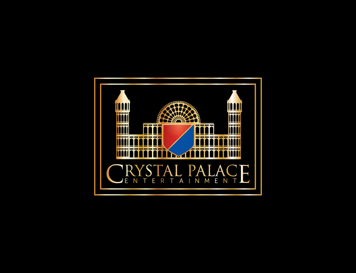Help Crystal Palace Entertainment with a new logo