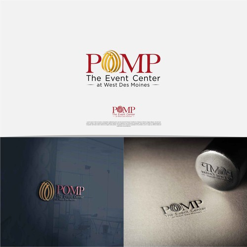 Logo Designs For a Luxurious Hotel and Event Center
