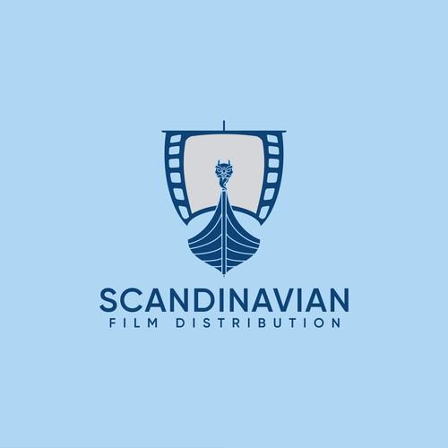 Scandinavian Film distribution logo #2