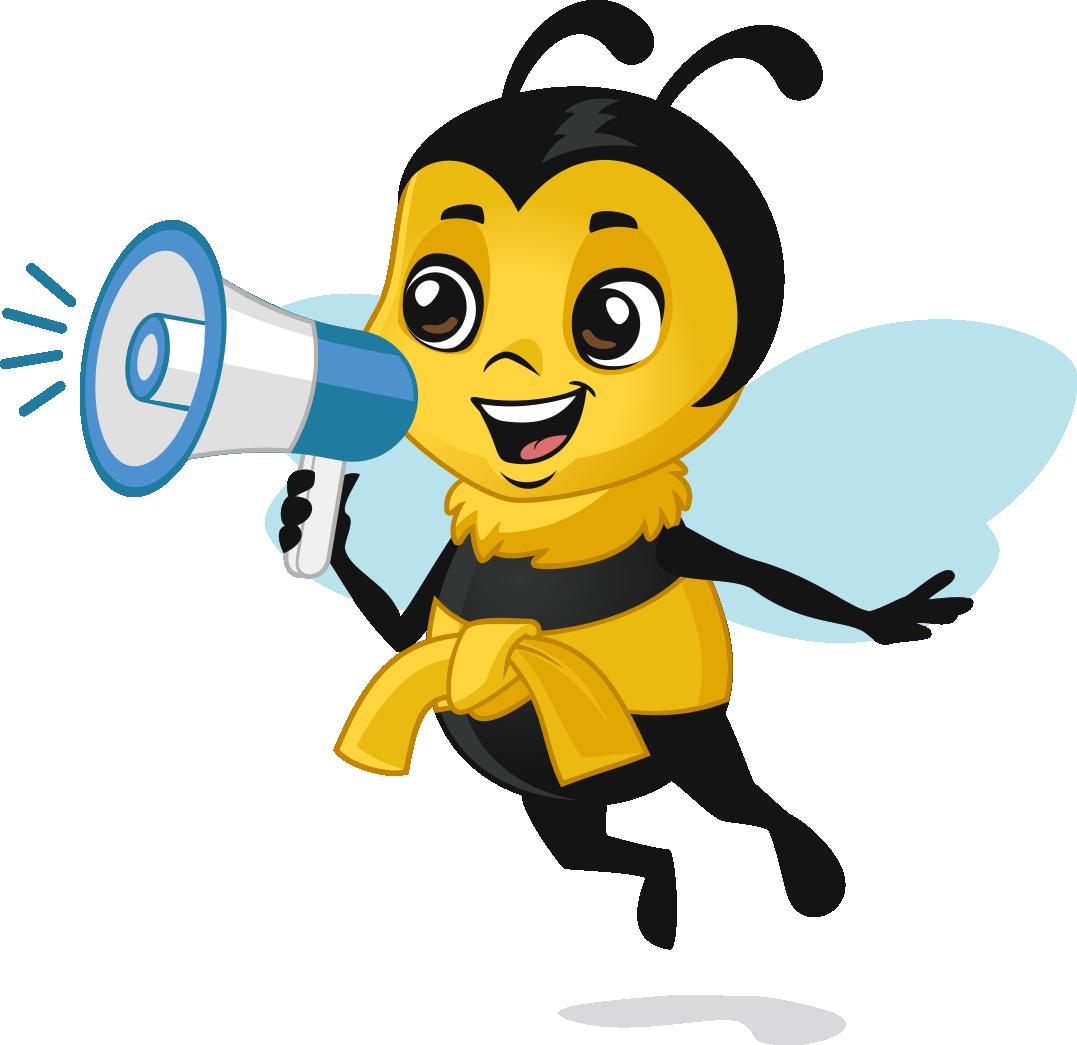 Mascotte for LEAN Yellowbelt training