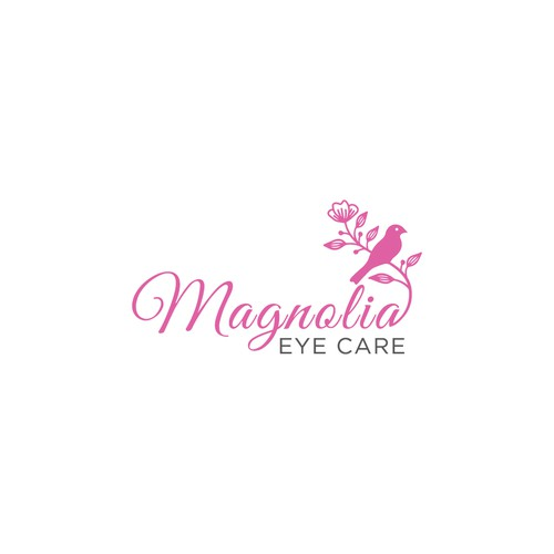 Magnolia Eye Care (Logo Design)