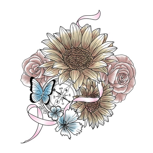 Tattoo for Women - Color Version