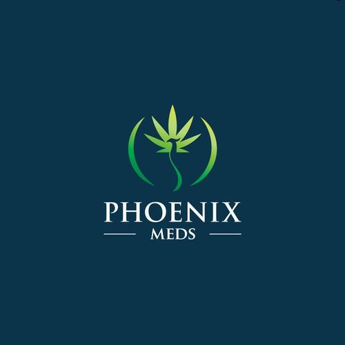 Logo Design for PHOENIX MEDS