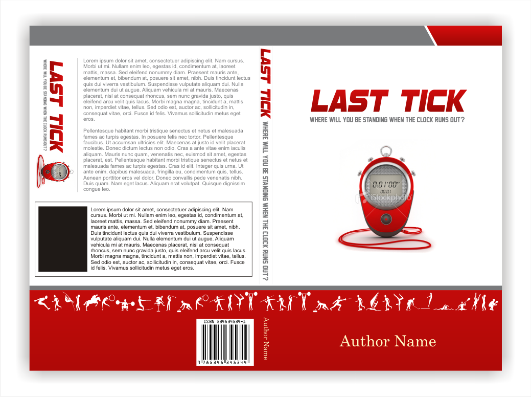 book or magazine cover for Last Tick