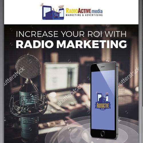 RadioActive Media brochure