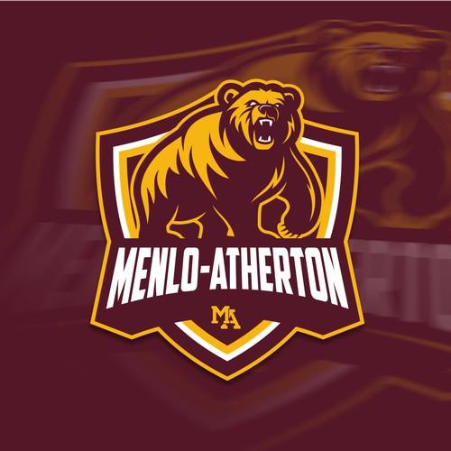High School logo for Menlo-Atherton