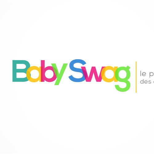 Create the logo of BabySwag !