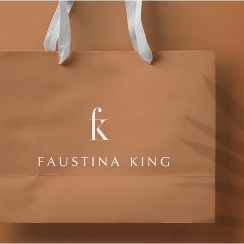 Logo for Faustina King