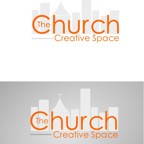 Create a logo to be used on for this unique creative space