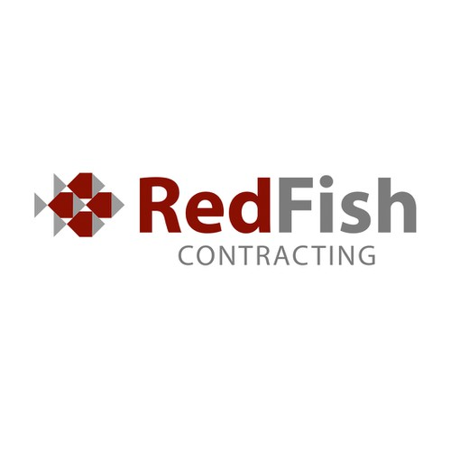 RedFish Contracting needs a memorable logo!!