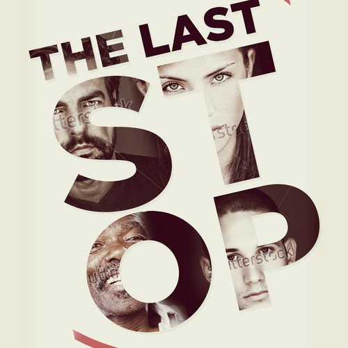 The Last Stop movie, we want you to design the movie poster.