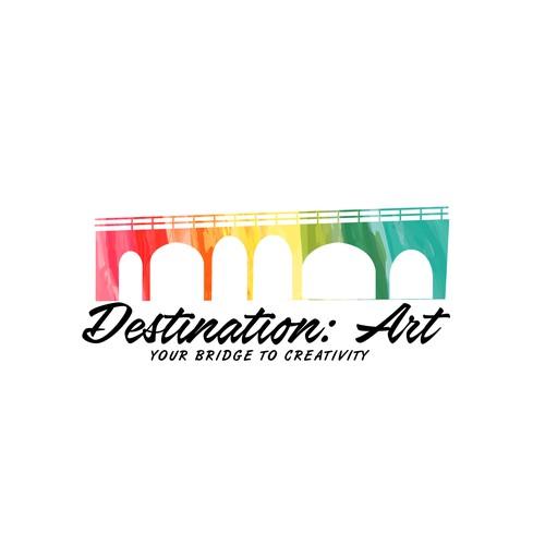 Los Angeles Based Art Studio and Gallery Logo & Brand Identity