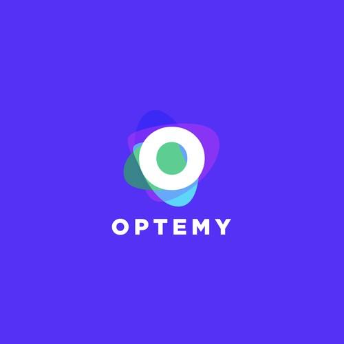 Optemy Custom Logo Design