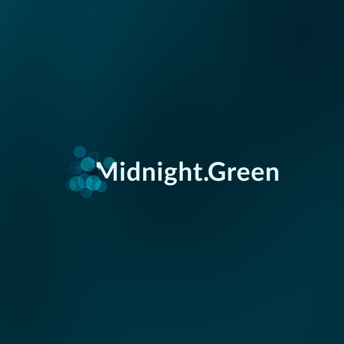 Midnight green Logo concept