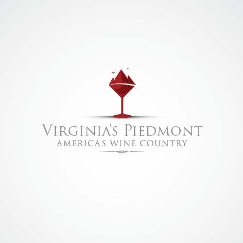 Logo for America's Wine Country