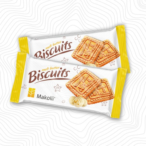 Biscuits Packaging proposal