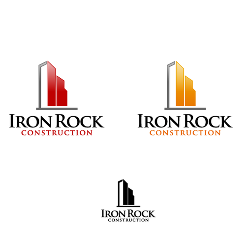 New logo wanted for Iron Rock Construction