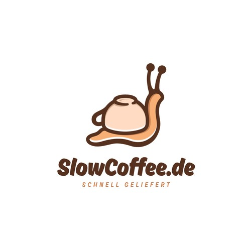 Creative logo for Slow Coffee