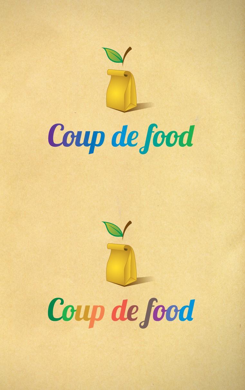 Build Coup de food's new logo !